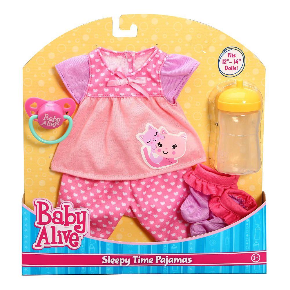 Christmas dress babies r us - Baby Alive Adorable Pajamas Funrise Toys R Us