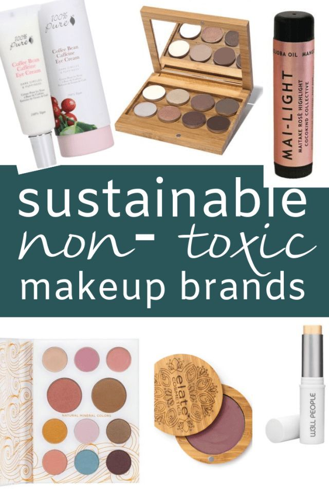 THE BEST NON-TOXIC MAKEUP BRANDS - Tory Stender