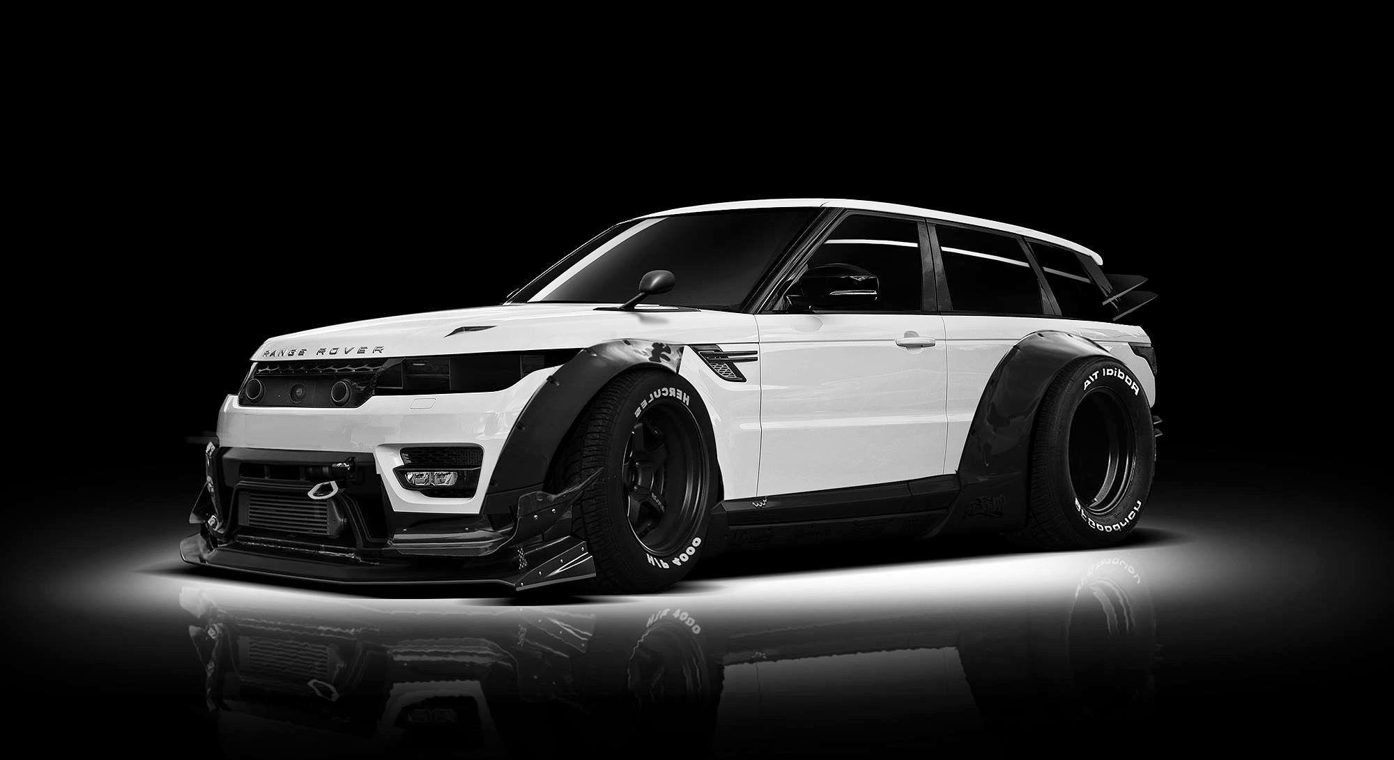 Range Rover Sport Khyzyl Saleem