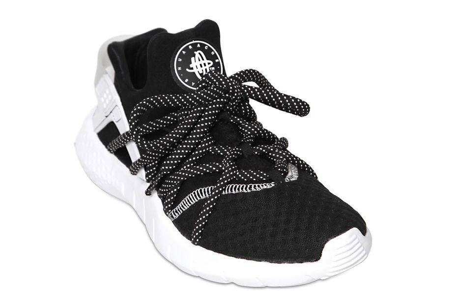 best service acd65 a0f10 Nike Huarache Free Run NM - Black - White - SneakerNews.com