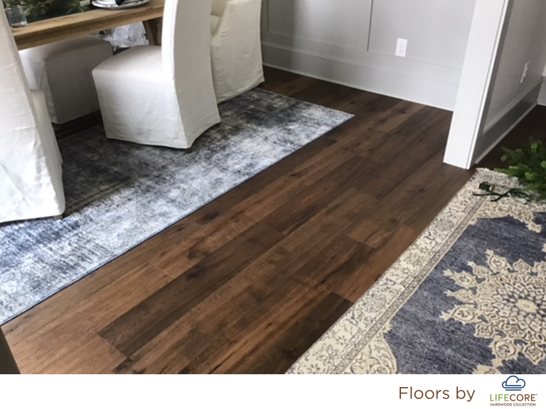 LIFECORE Flooring featured in Chip & Joanna Gaines' Magnolia Homes #chipandjoannagainesfarmhouse LIFECORE Flooring featured in Chip & Joanna Gaines' Magnolia Homes #chipandjoannagainesfarmhouse
