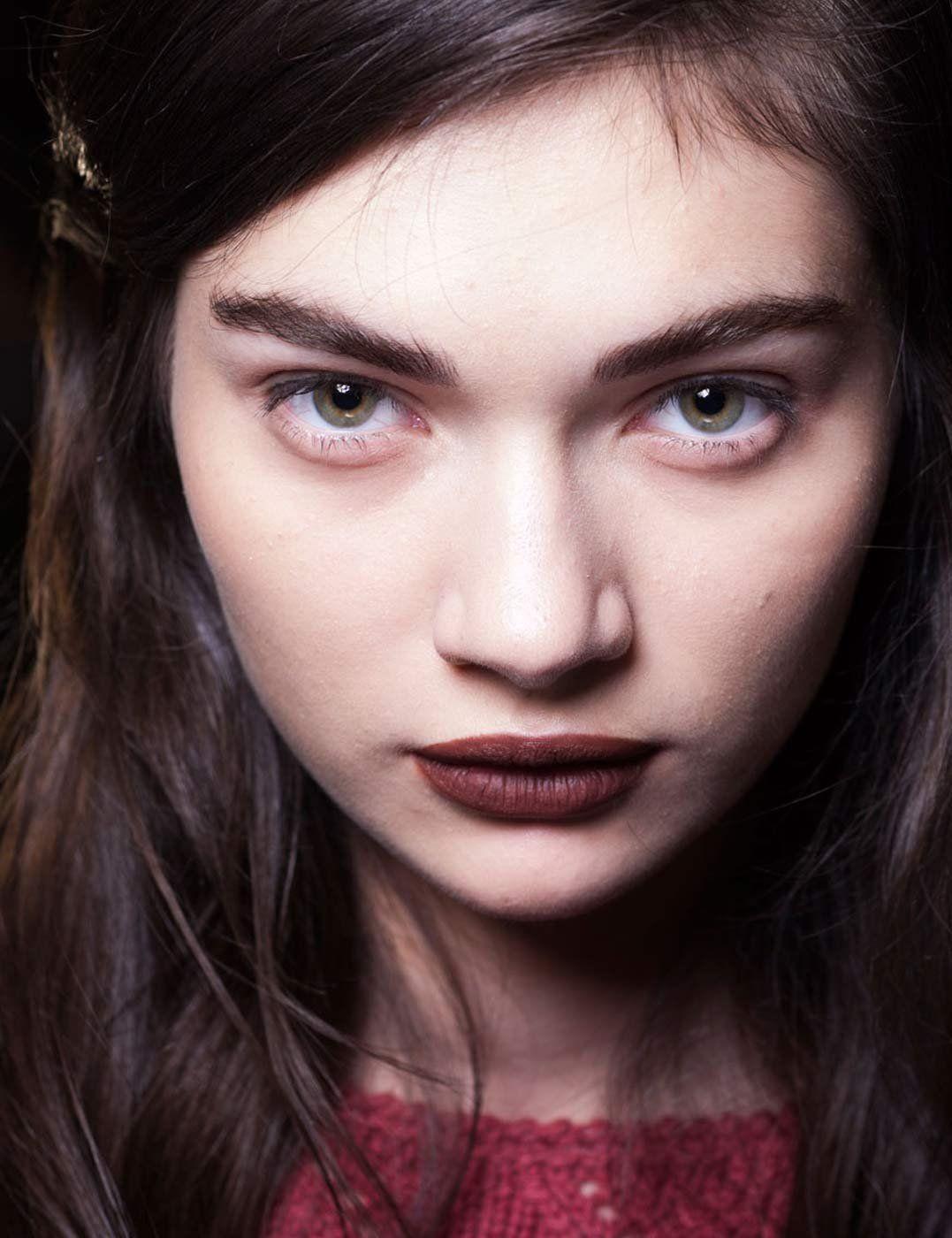 New York Fashion Week AW13: The Best Make-up | ELLE UK