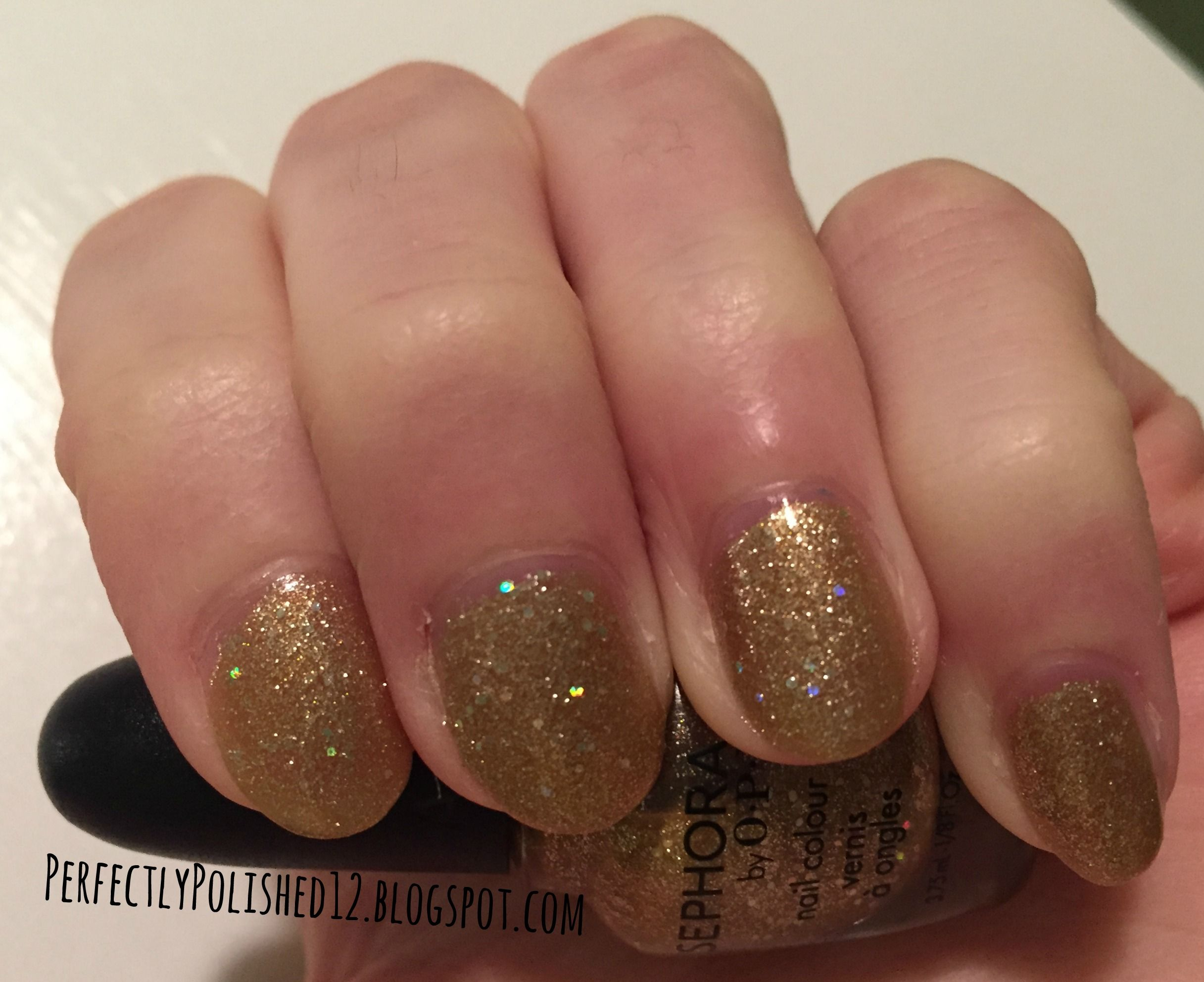 PerfectlyPolished12: Sephora by OPI\'s \