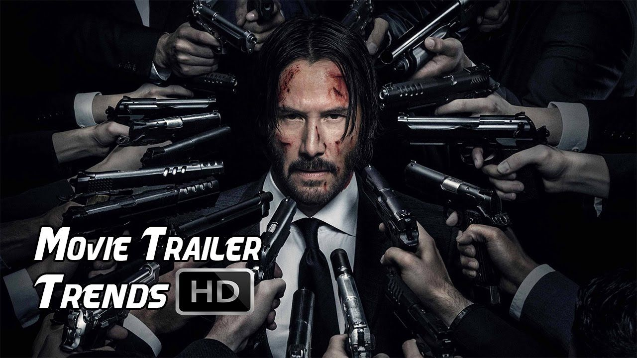 John Wick Chapter 2 Official Trailer 2017 Movie Coming Soon