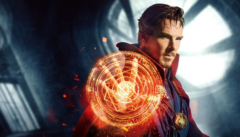 DOCTOR STRANGE this november 4th  benedict cumberbatch, marvel