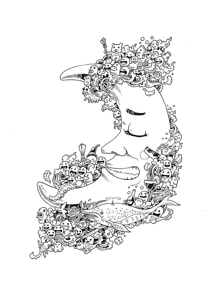 2015 Hot 18 PCS Mini Book Secret Garden Enchanted Forest Fantasy Dream To Relieve Stress Graffiti