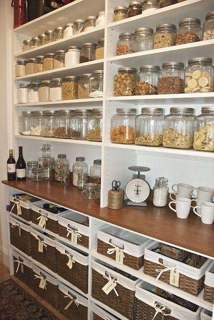 20 garde manger de r ve id es pour la maison garde. Black Bedroom Furniture Sets. Home Design Ideas