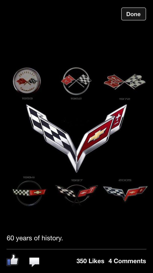 Corvette Flags Chevrolet Corvette 2014 Corvette Corvette Stingray
