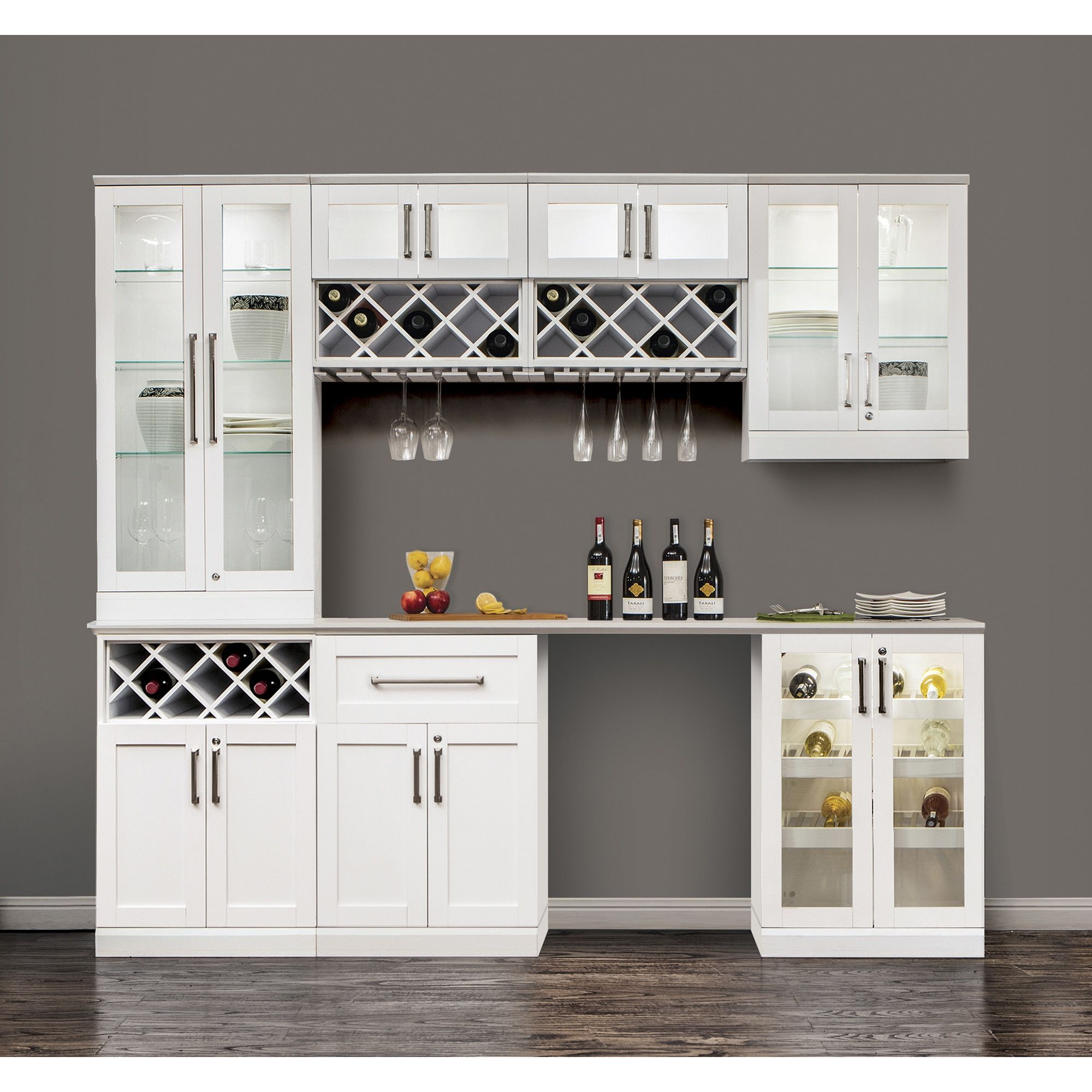 Fresh Wall Bar Cabinet Designs