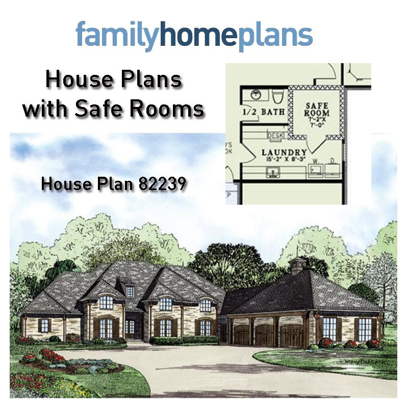 House Plans With Safe Rooms Keeping Security In Mind Safe Room House Plans Tornado Safe Room
