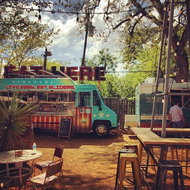 Truck Yard Lowest Greenville West Dallas Tx Beer Garden Design Beer Garden Backyard Beer Garden