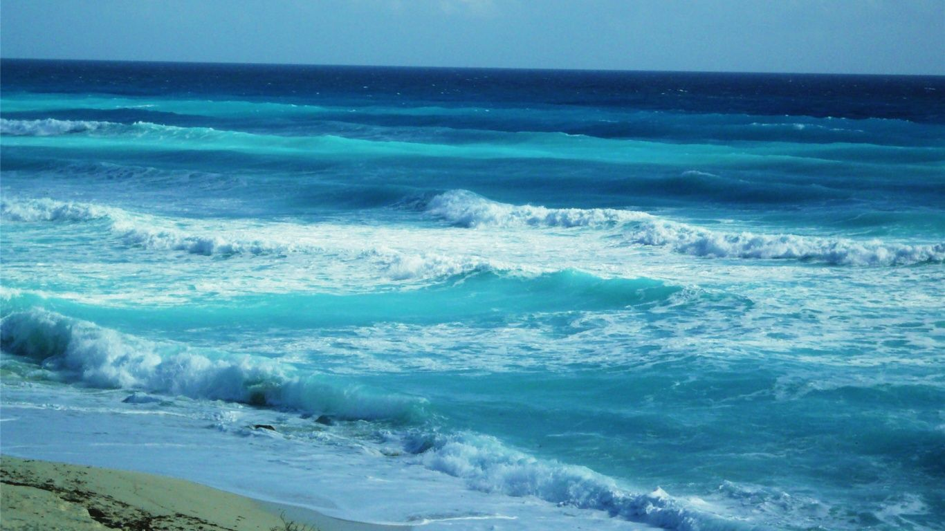 Moving ocean desktop backgrounds beach ocean sea screen - Ocean pictures for desktop background ...