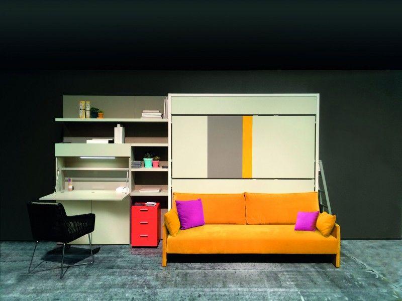 Etagenbett Sofa Duo : Hochbett mit sofa drunter etagenbett
