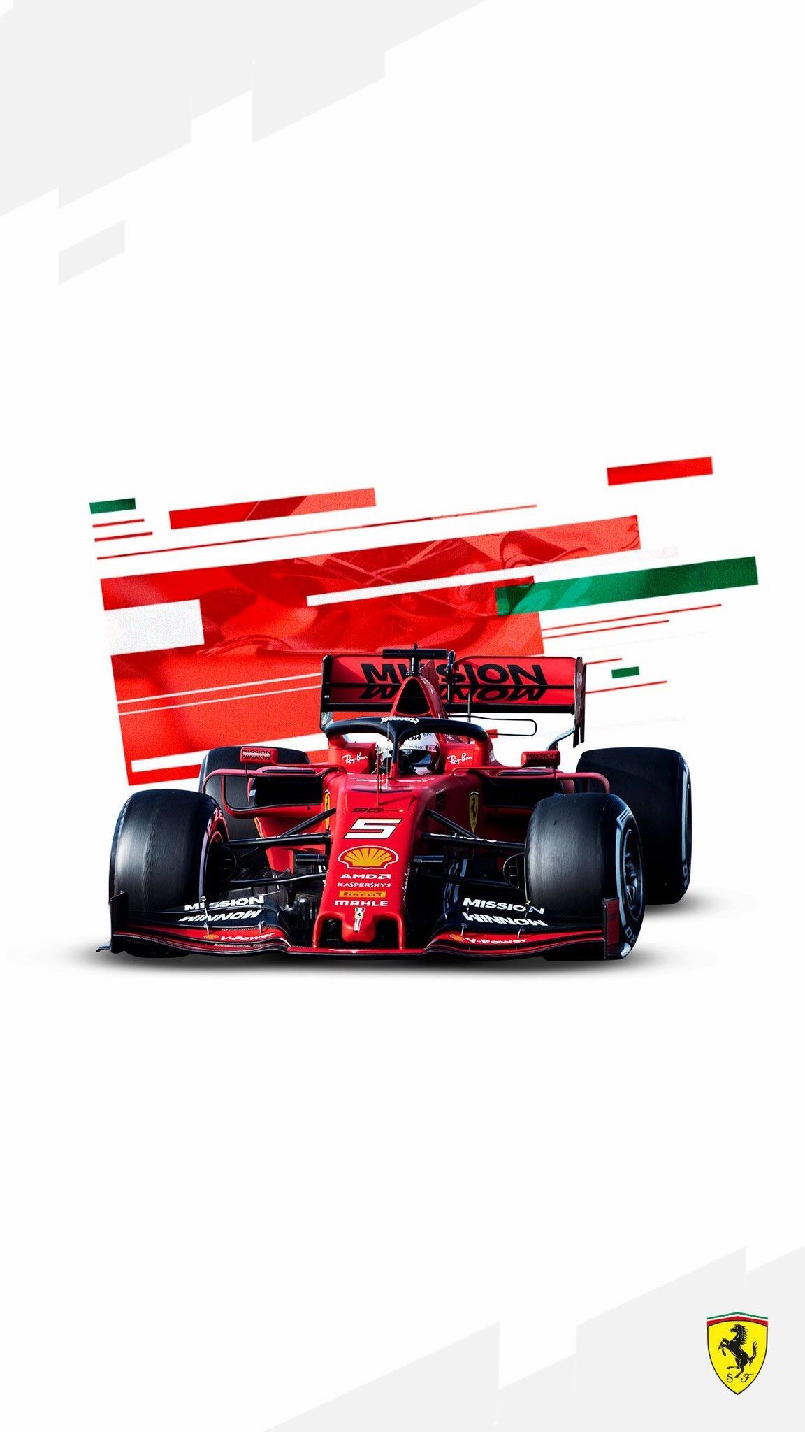 2019 2 23 Twitter Scuderiaferrari About Time You Had Some Wallpapers Of Sf90 In Action Right F1testing Esserefer Ferrari Ferrari F1 Formula Racing