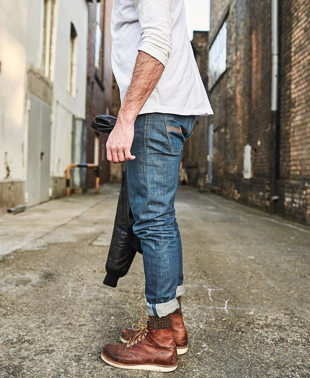 Red Wing 9111 | Mens boots fashion