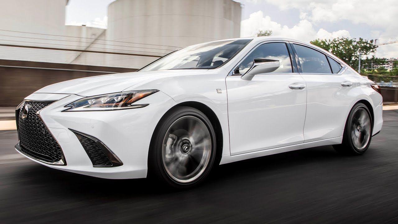 2019 Lexus ES 350 F SPORT Walkaround & Driving