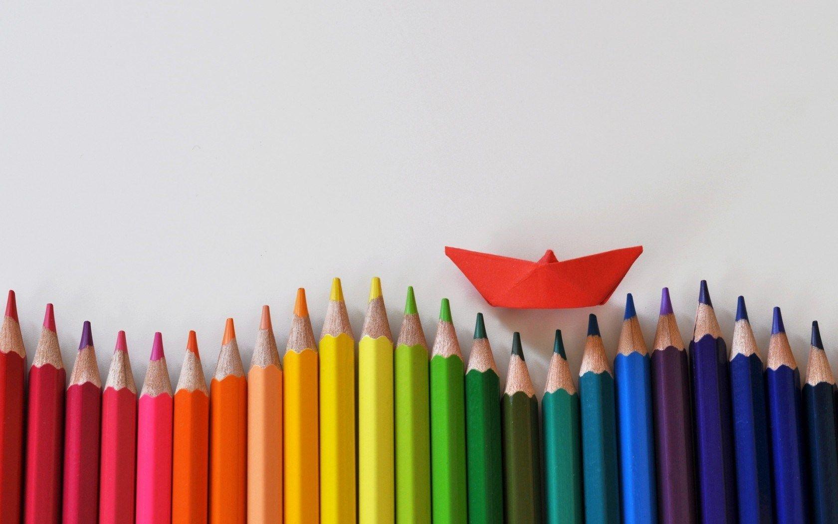 специфику цветные карандаши картинки для оформления тех
