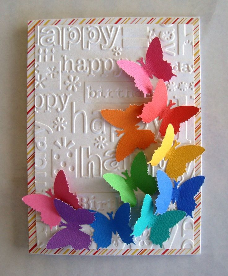 Happy Birthday Card Scrapbooking Google Search Cumpleaos