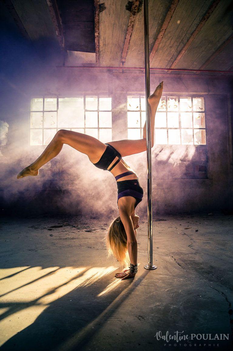 Shooting photo Pole Dance - Mettre en scène son art | Valentine Poulain #balletfitness