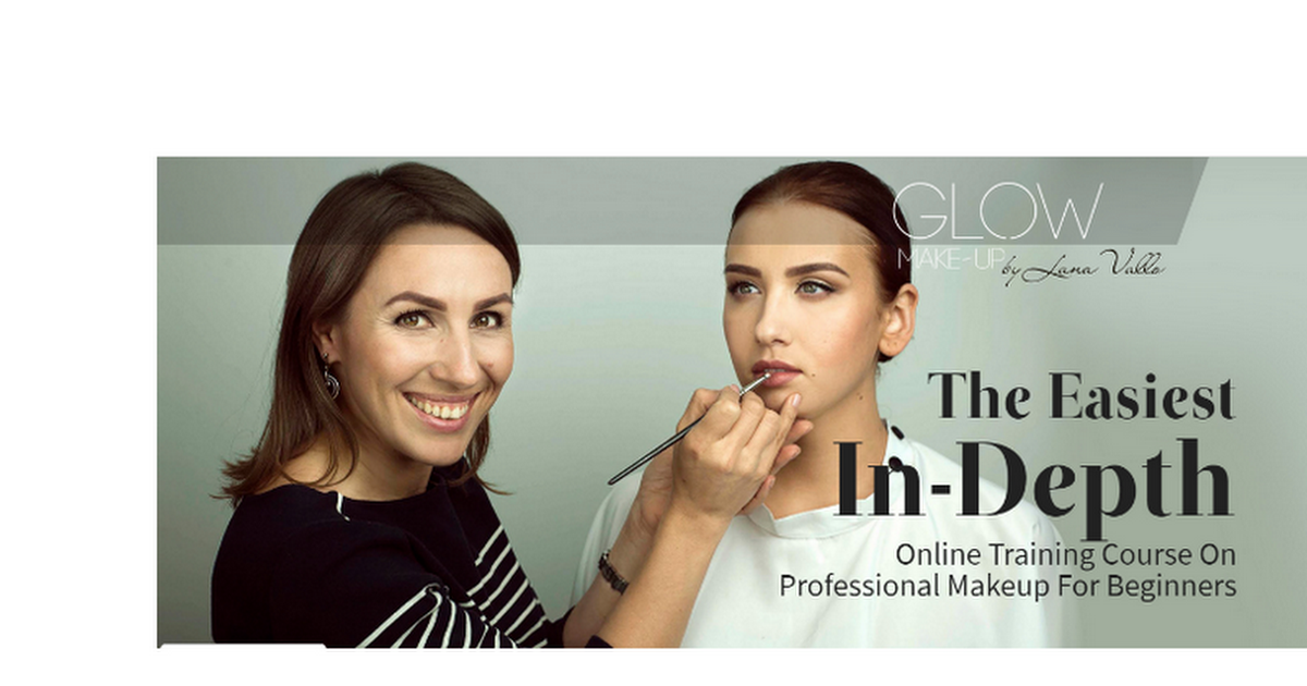 Online Training Course on Professional Makeup Online