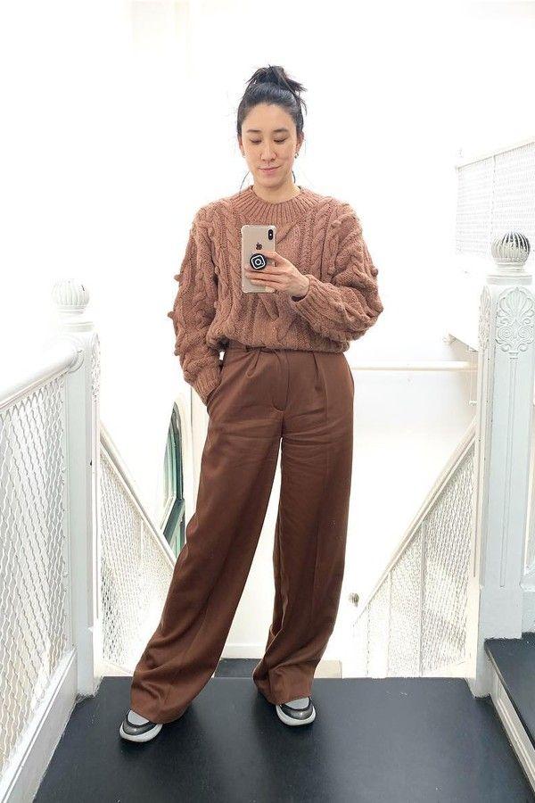 Photo of Quer se vestir como uma girl boss? É só se inspirar nos looks de Eva Chen!