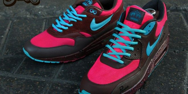 "reputable site e7185 d4046 Nike Air Max 90 ""Amsterdam"" custom – by jwdanklefs  Footbox.nl"