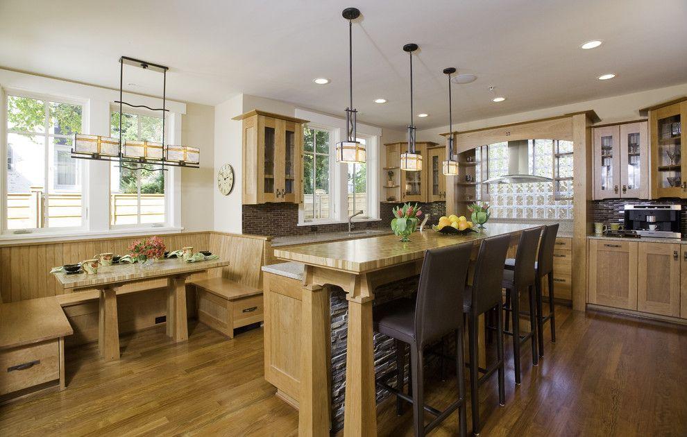 Craftsman Home Kitchen Designs Craftsman Kitchen Design