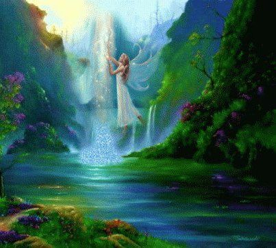 Water & Fairy