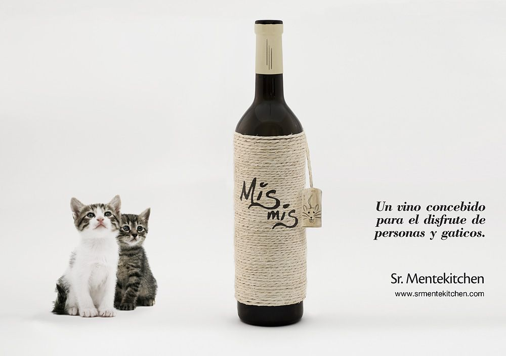 Proyecto LEMUR // Sr. Mentekitchen  #vino #design #diseño