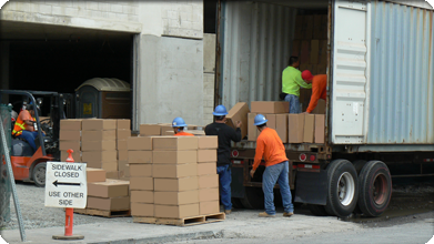 Goods In Transit Covers loss or damage to property caused