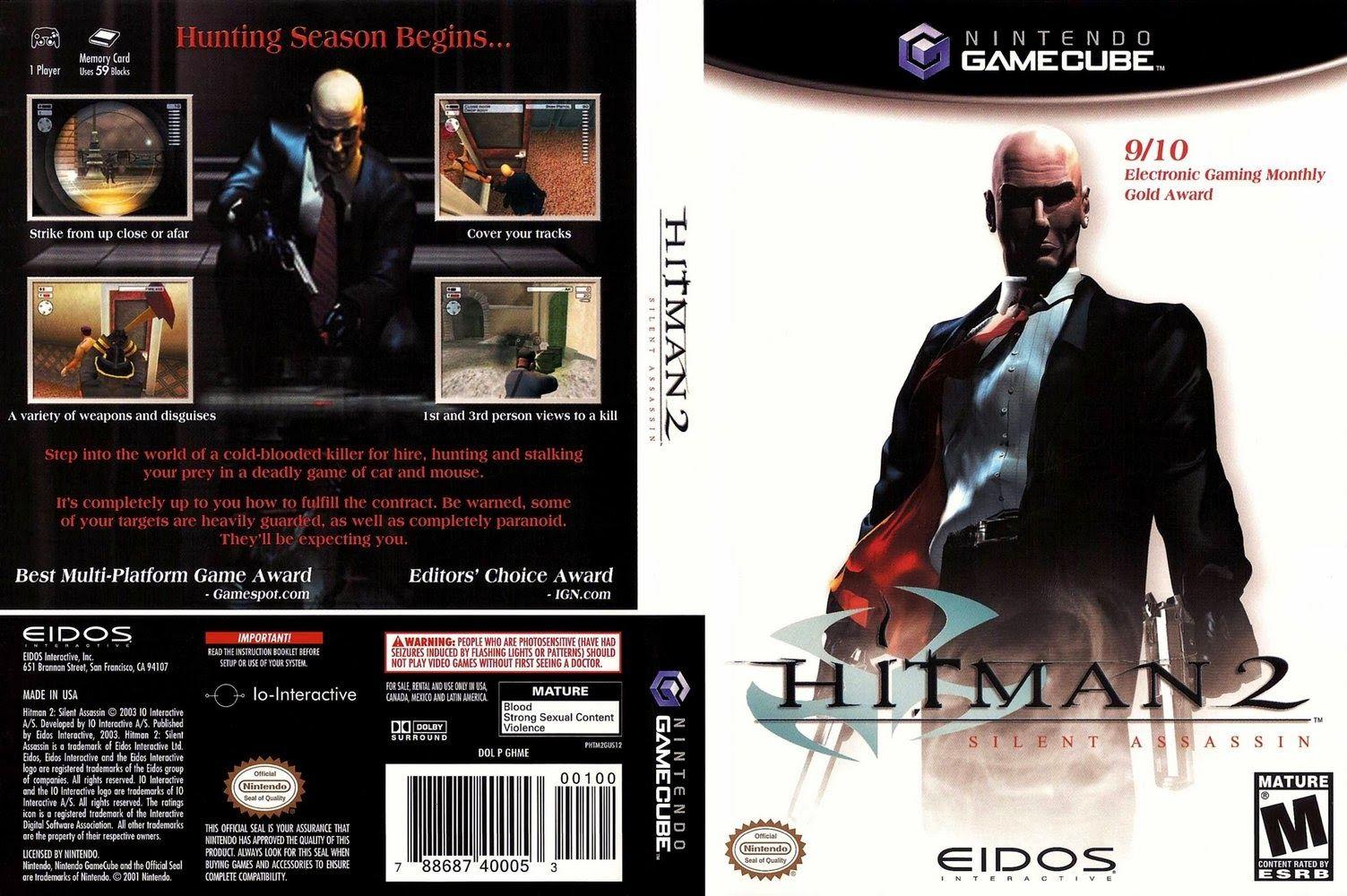 hitman video game free download