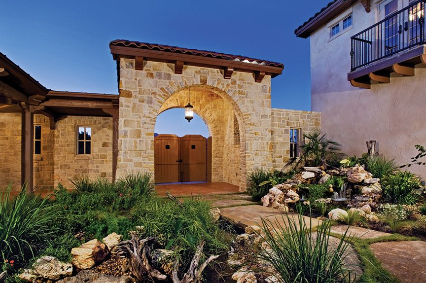 Designed by Israel Peña and built by Authentic Custom Homes LLC ...