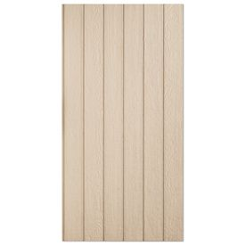 Smartside 4 Ft 9 16 In X 7 Ft 11 7 8 In Structural 1 Aspen Treated Wood Siding Wood Siding Wood Panel Siding Panel Siding
