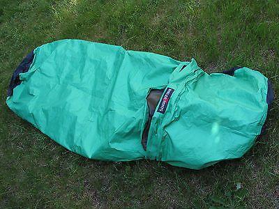 Bibler Tents / Black Diamond ultra light bivy sack very nice condition & Bibler Tents / Black Diamond ultra light bivy sack very nice ...