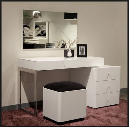 modern vanity table google suche i like i like moder. Black Bedroom Furniture Sets. Home Design Ideas