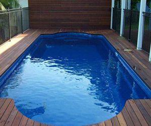Suburbs In The Houston Texas Region Fiberglass Pools Small Backyard Pools Swimming Pools Inground