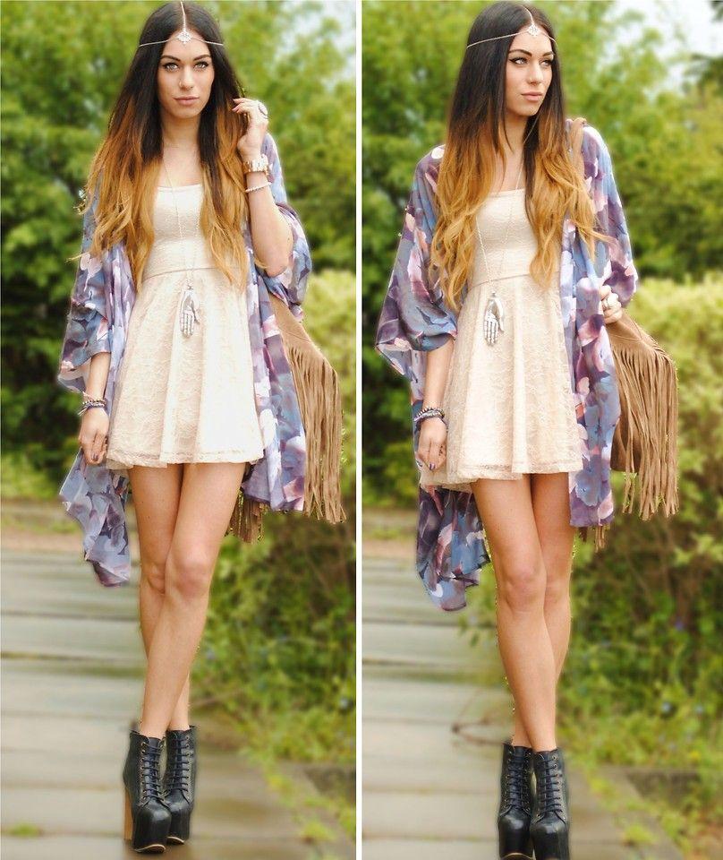El kimono es una de las prendas top de la temporada, entre otras cualidades te hará lucir linda sin importar tu peso http://ow.ly/D4mKm