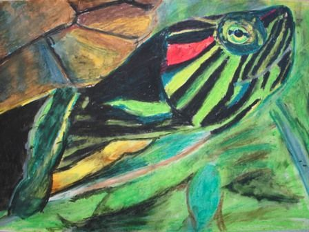 oil pastel drawings middle school mrs deacon s 6th and 7th grade art elective