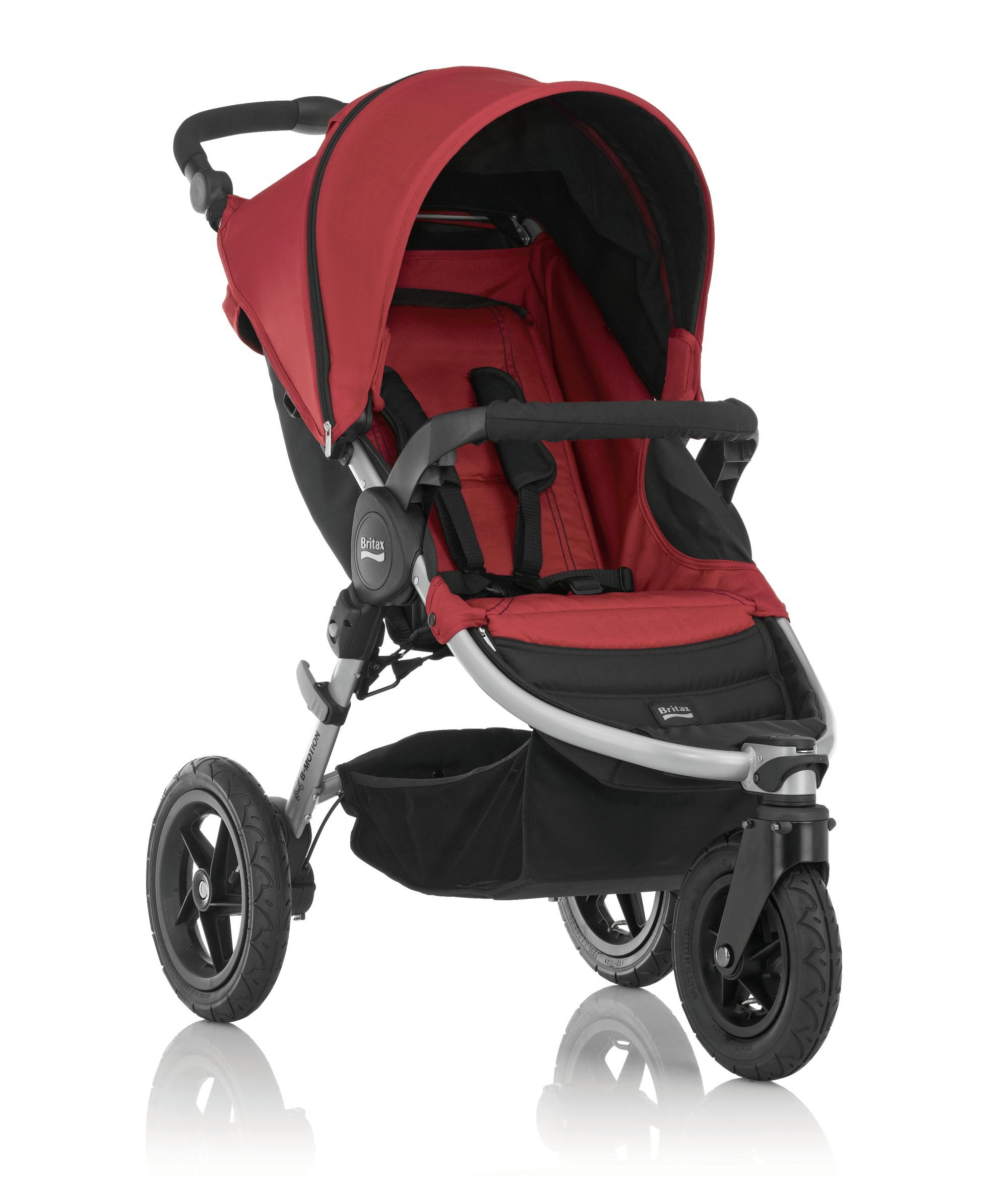 Britax B MOTION Pushchair Neon Chili