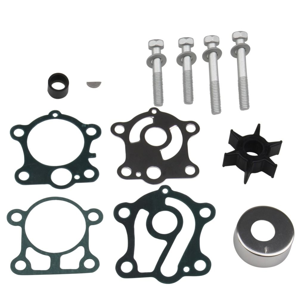 For Yamaha New Oem Water Pump Impeller Repair Kit 61a W0078 A3 00 Pumps Accessories Atv
