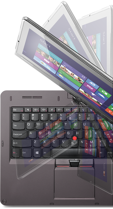 Thinkpad Twist Convertible Laptop Lenovo Lenovo Thinkpad Tablet