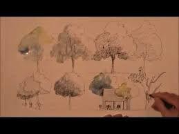 Bildergebnis Fur Architektur Zeichnung Baum