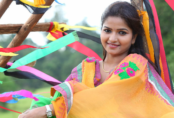Nithya Ram: Nandini Serial Actress Profile and Latest Images