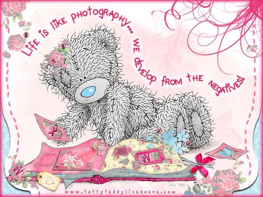 Открытки днем, открытка с мишкой тедди с днем рождения своими руками