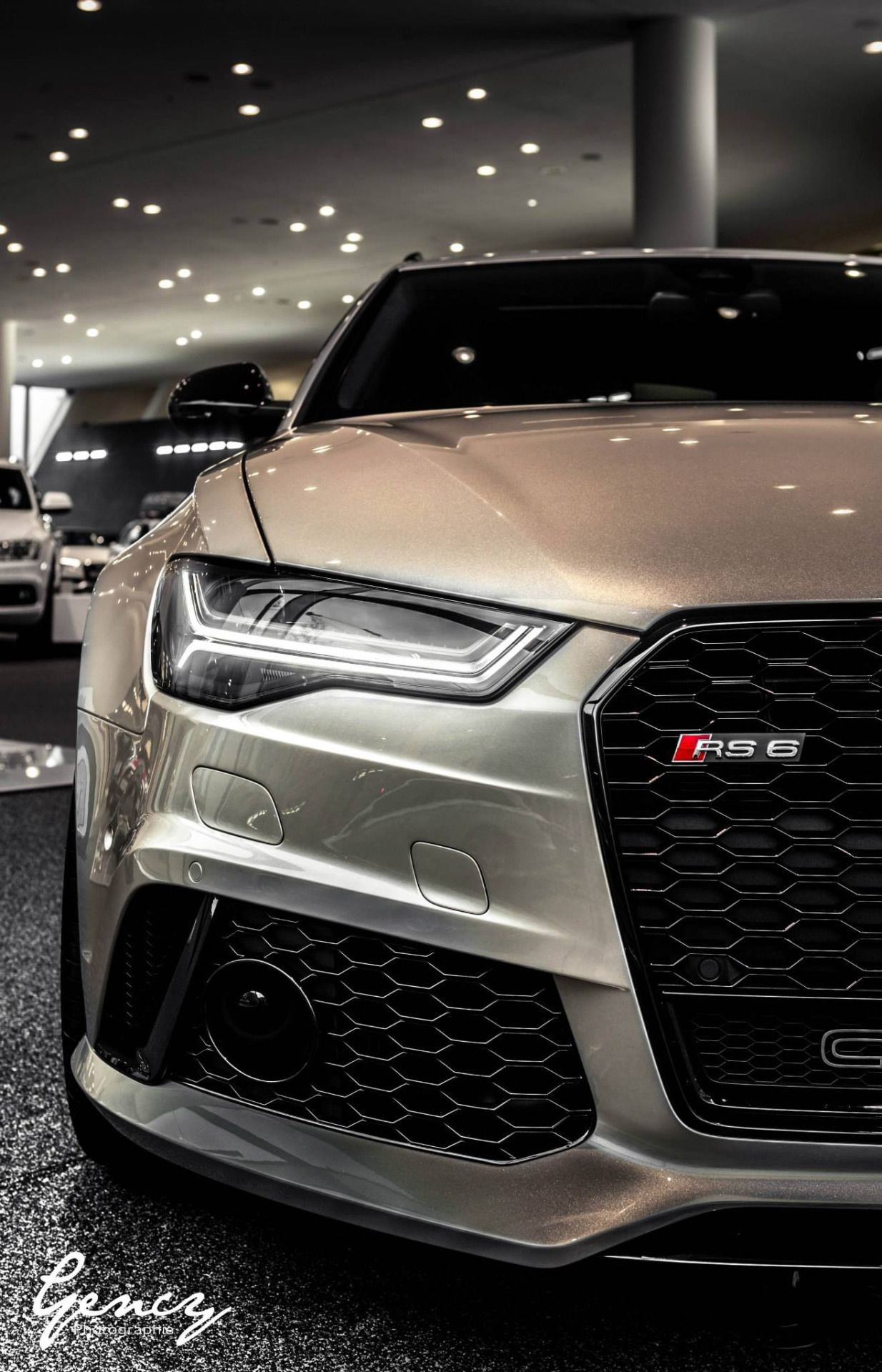 rhubarbes RS6 by Gency graphieMore cars here CLICK the