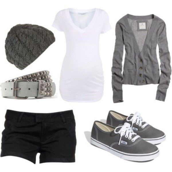 cv9rsb l Cute Outfits With Grey Vans