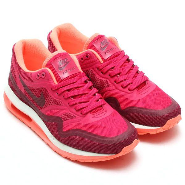"""purchase cheap 057ab 5c459 Nike Womens Air Max Lunar 1 """"Fuchsia Force"""""""