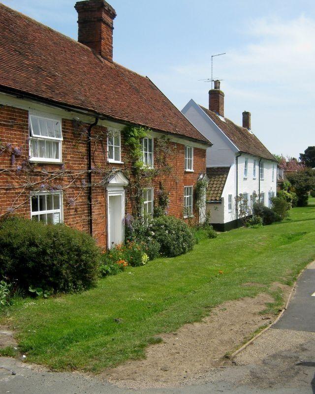 Orford Suffolk English