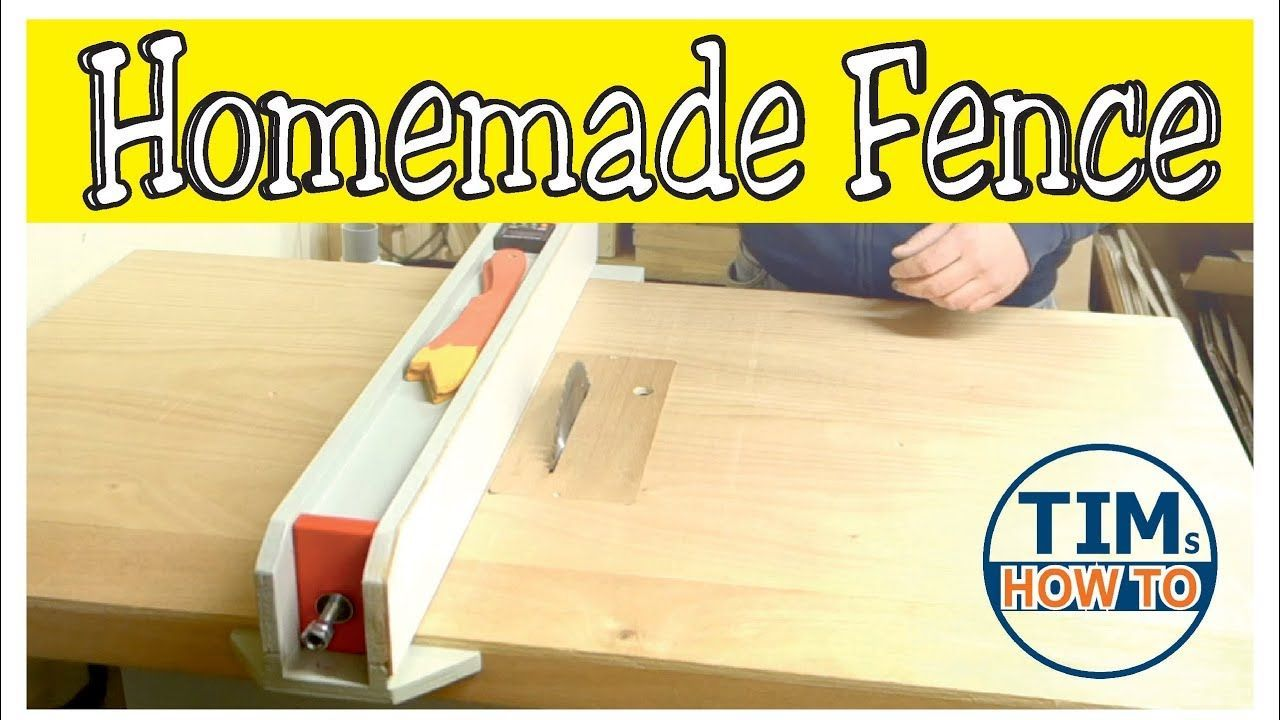 Various Tools Used For Woodworking Diy Table Saw Fence Table Saw Fence Diy Table Saw