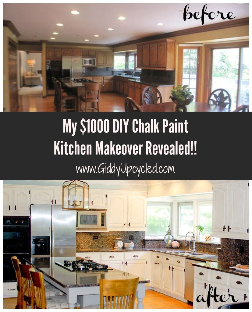 Beautiful Durability Of Painted Cabinets